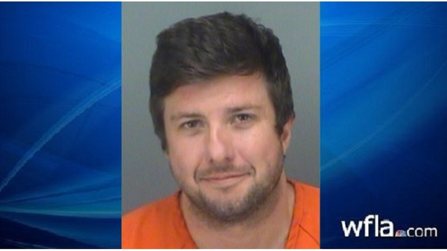 Clearwater firefighter hit with Taser after DUI arrest, left cocaine footprints in deputy's vehicle