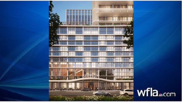 Vinik Cascade Team Unveils Plans For Tampa S First 5 Star Hotel