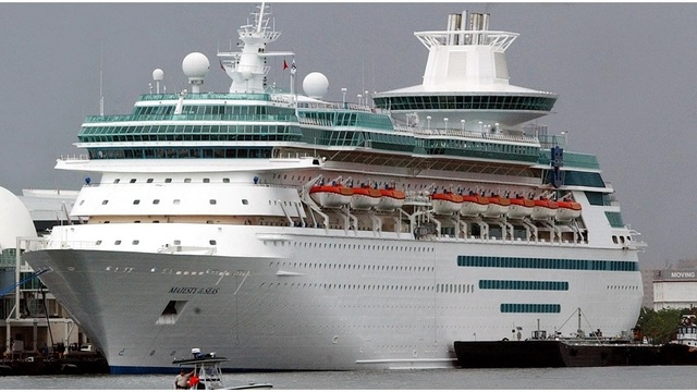 Royal Caribbean's Majesty of the Seas begins inaugural tour Monday in Tampa