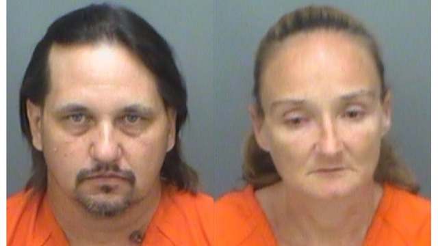 Largo couple steals motorized shopping cart from Walmart, drives to bar