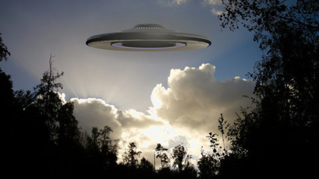Data shows most likely places to spot a UFO in the United States
