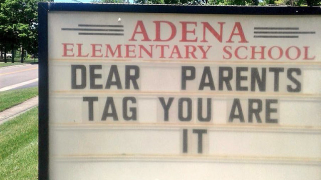 Teacher's rejoice for last day of school with this message