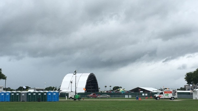 Second day of Sunset Music Festival canceled due to Alberto