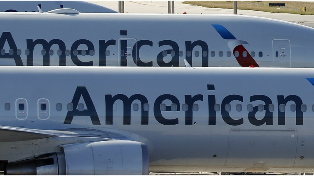 American Airlines debuts tiny bathrooms