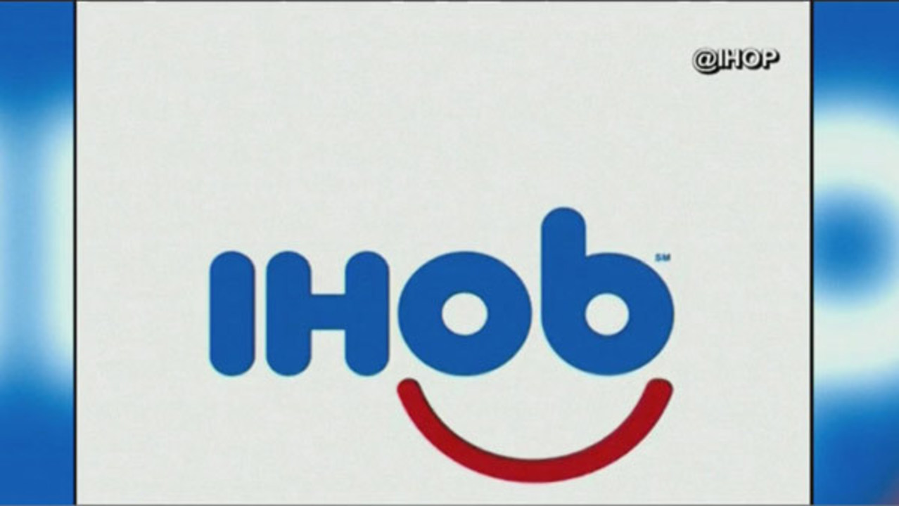 What could it \'B\'...IHOP announces mysterious name change