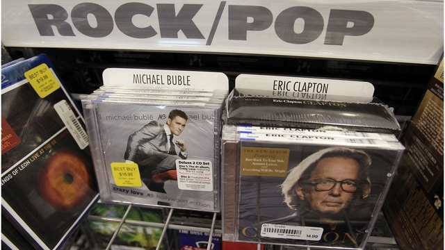 Best Buy to stop selling CDs on July 1