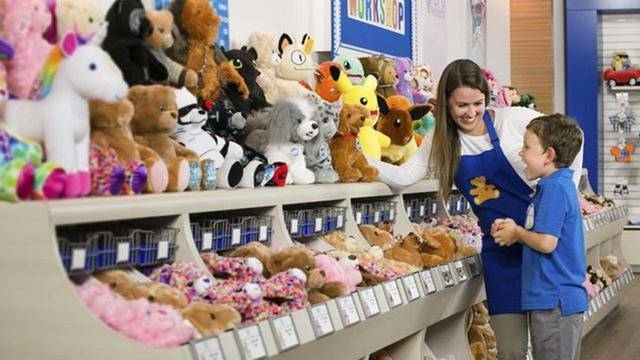Build-A-Bear launches new 'pay your age' birthday program