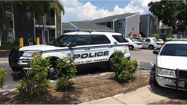 9-year-old boy pulled from Tampa pool in critical condition was left with grandfather