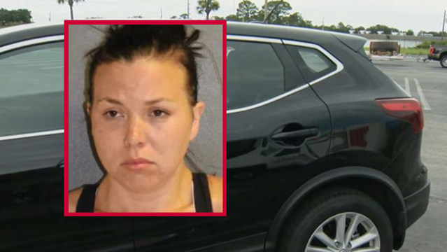 Woman arrested for child neglect after baby rescued from hot SUV in Orange City