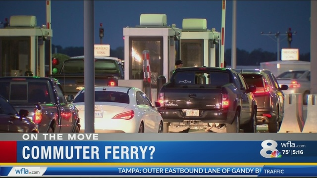 Tampa Could See Macdill Afb Passenger Ferry