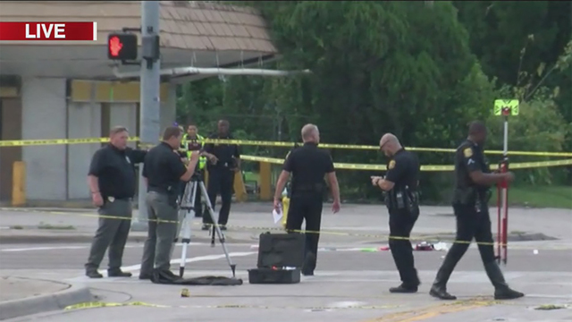 16-year-old boy dies after being hit by car in Tampa