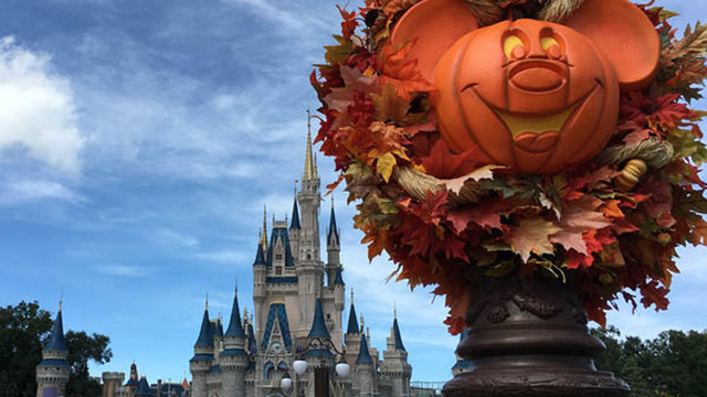 have a frightfully good time at mickeys not so scary halloween party