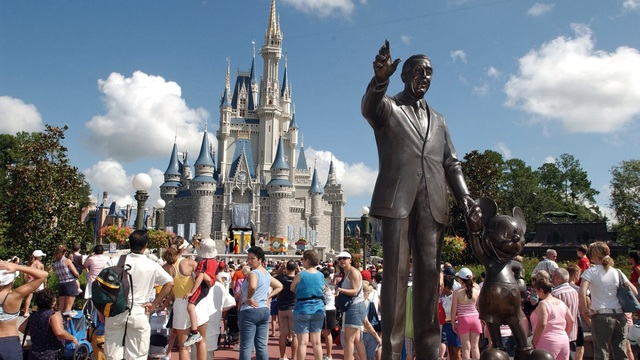 Disney World offering 'Discover Disney' deal for Florida residents
