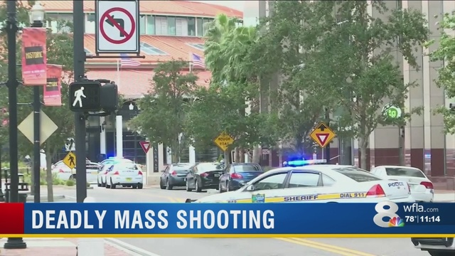 Shooting at Jacksonville video game tournament claims