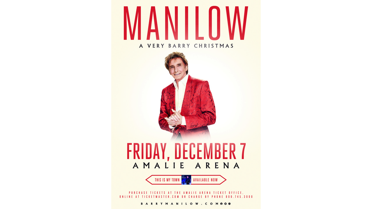 Barry Manilow Giveaway