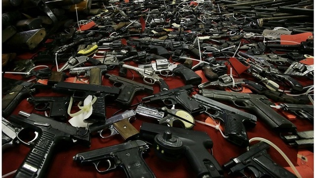 Hillsborough County Sheriff's Office holding gun swap Saturday