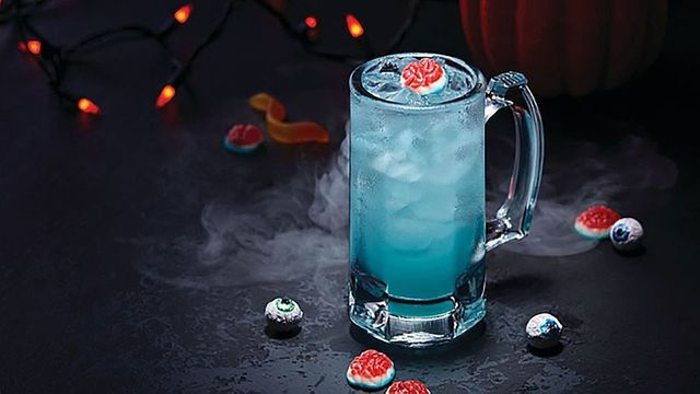 Spooktacular $1 'zombie' cocktail arrives at Applebee's for Halloween