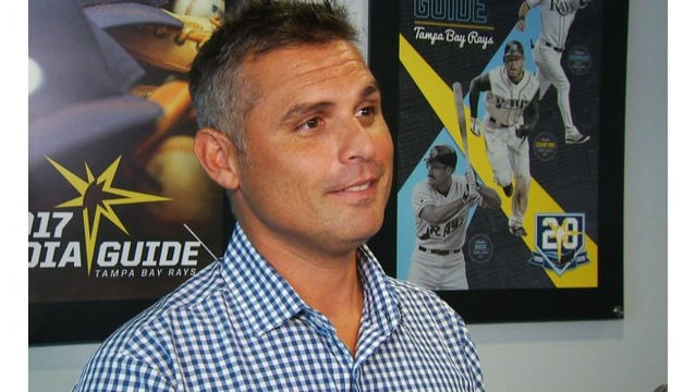 Rays extend contract of manager Kevin Cash