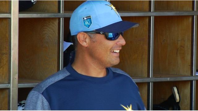 Rays Kevin Cash joins Blake Snell as a finalist for baseball's postseason awards