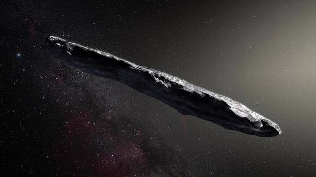 Mysterious rock may have been alien spacecraft, Harvard researchers say