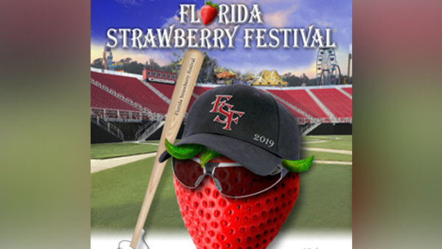 Florida Strawberry Festival 2019 entertainment lineup includes Steven Tyler, Willie Nelson, STYX