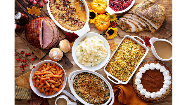 How Many Calories Are In Your Favorite Holiday Dish