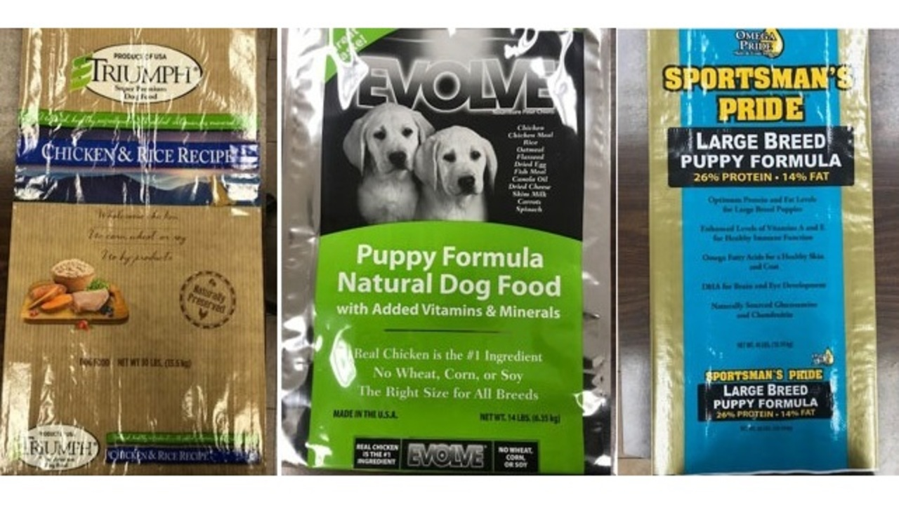 Fda Several Dog Food Brands Recalled Due To Potential Vitamin D Risk