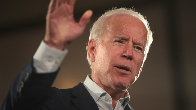 Joe Biden says he's 'most qualified person' to be president