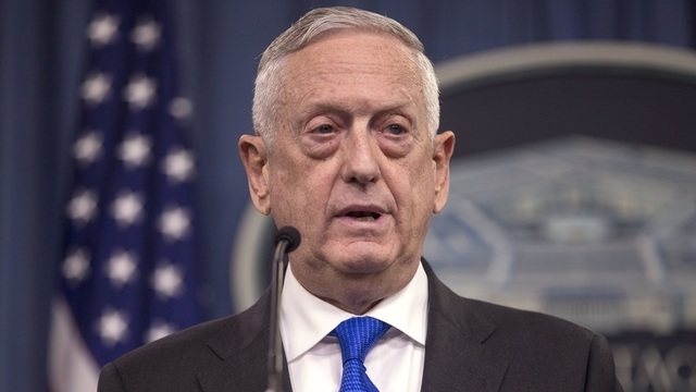 Trump: Mattis out as of Jan. 1; deputy to be acting chief
