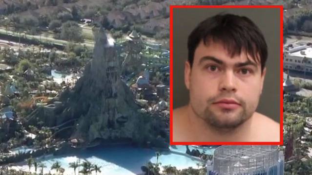 Man accused of molesting child at Volcano Bay water park