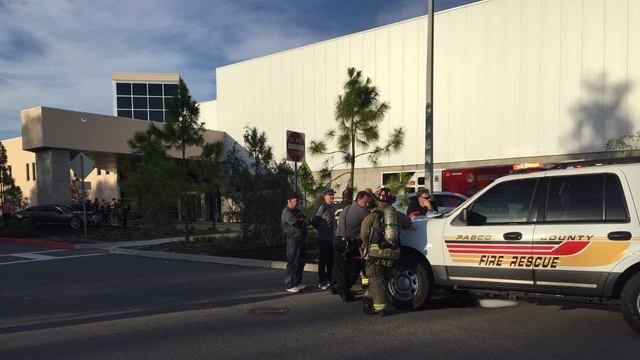 Ice skating rink in Wesley Chapel evacuated due to threat of carbon monoxide