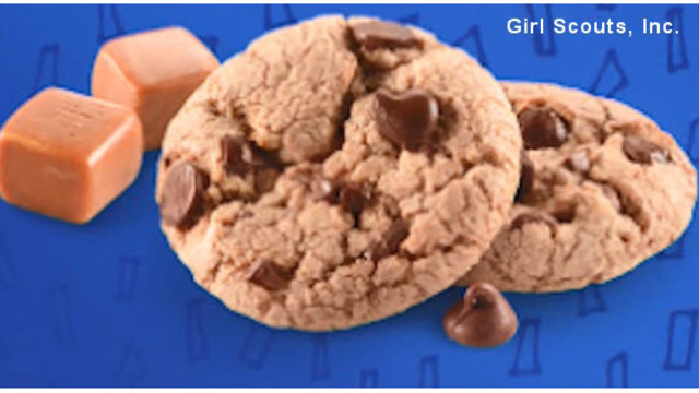 Girl Scout cookie season kicks off with new gluten-free cookie