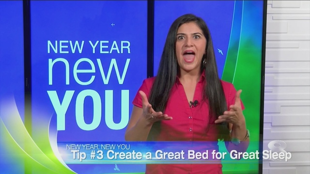 The Better Sleep Council: New Year, New You