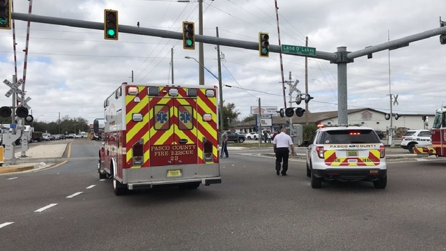 Bicyclist flown to hospital after being hit by SUV