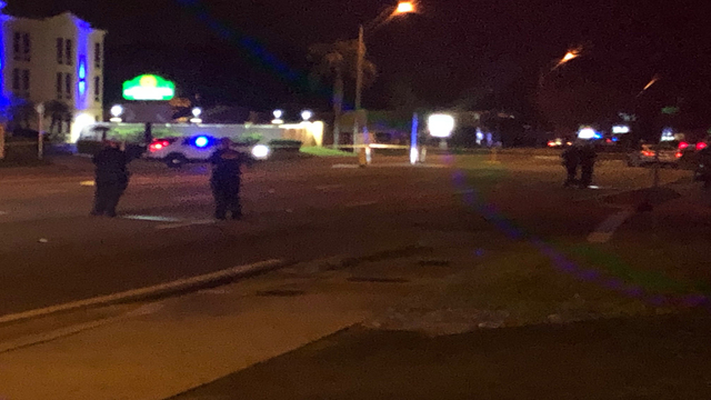 Woman hit, killed by car in St. Petersburg