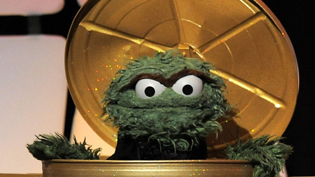It's National Do a Grouch a Favor Day!