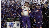RACE BLOG: Denny Hamlin wins Daytona 500 in overtime