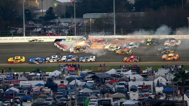 Big Wreck Daytona 1