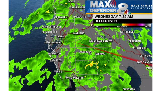 How To Make A Weather Map.Usf Weather Researcher Wants To Know How You Use Radar
