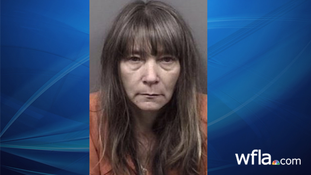 Florida woman named Crystal arrested for crystal meth trafficking