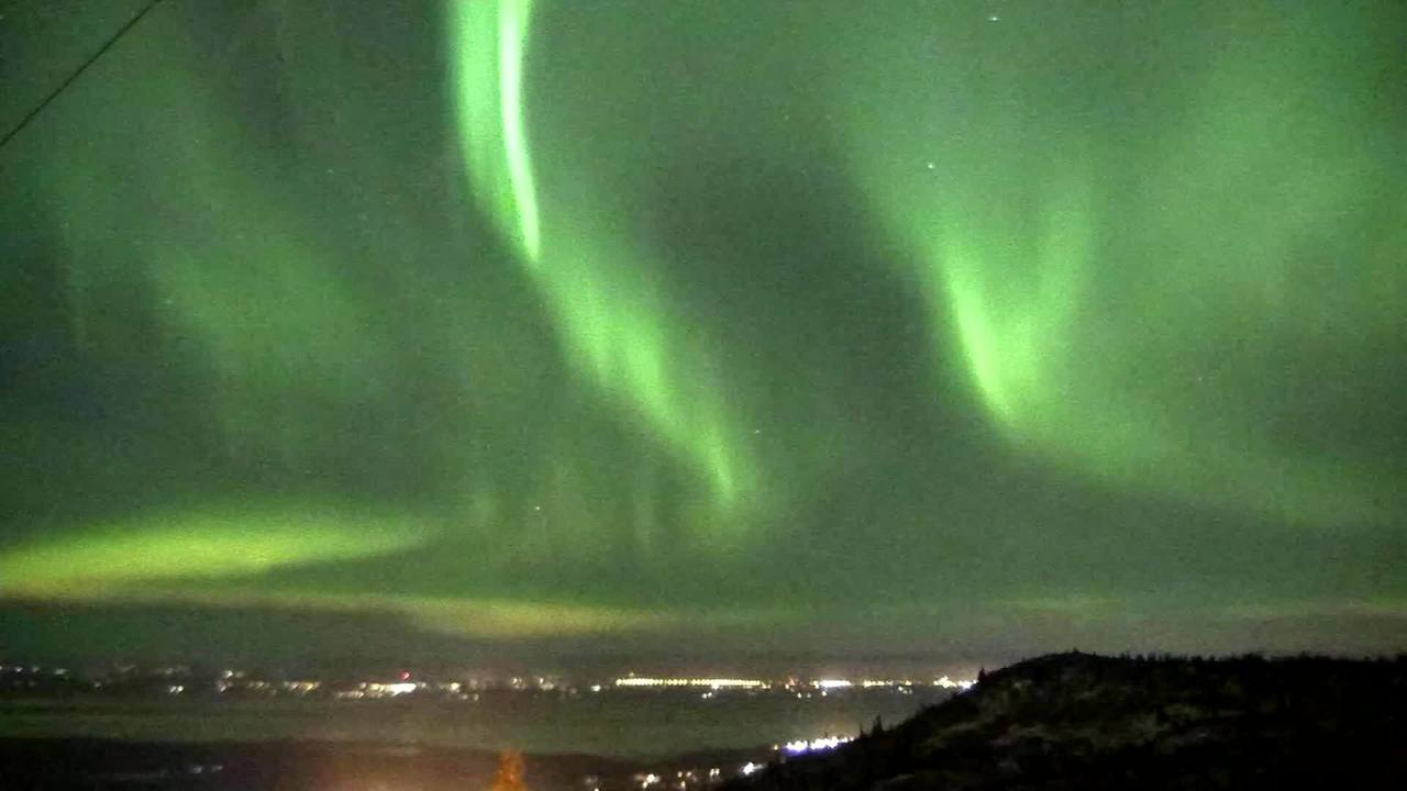 Rare storm could bring Northern Lights south
