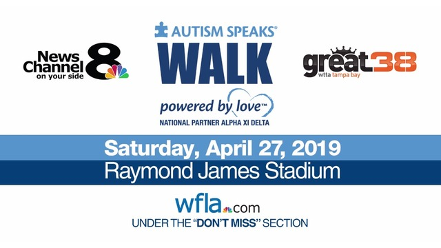 Join our Autism Speaks Walk Team 2019