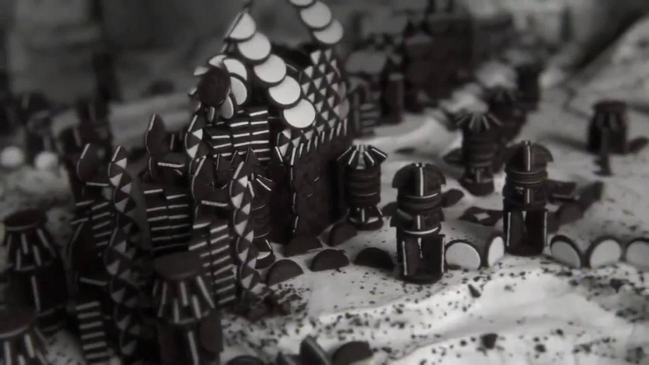 Oreo Unveils Game Of Throne Cookies
