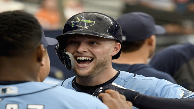 Rays' Austin Meadows named American League Player of the Week