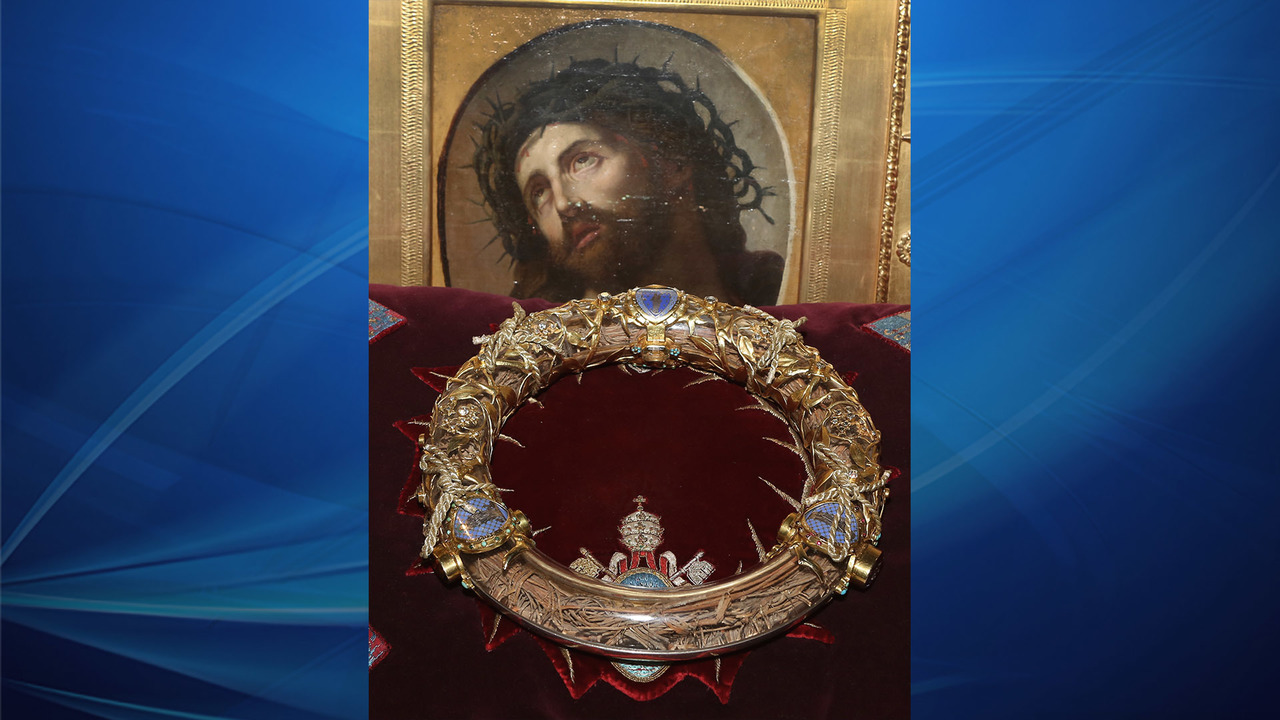 Myrtle Beach Automotive >> Mayor: 'Human chain' saved crown of thorns, other artifacts from Notre Dame fire