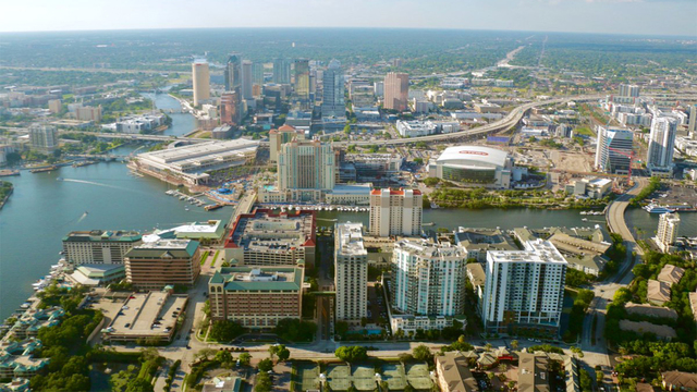 Tampa, other central Florida cities among fastest growing in US