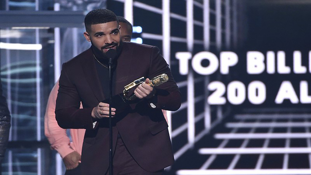 Winners in the select categories at Billboard Music Awards