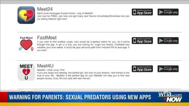 WFLA NOW: Parental warning on new dating apps