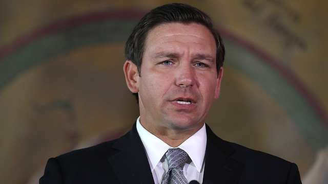 DeSantis in St. Pete pushing education reforms