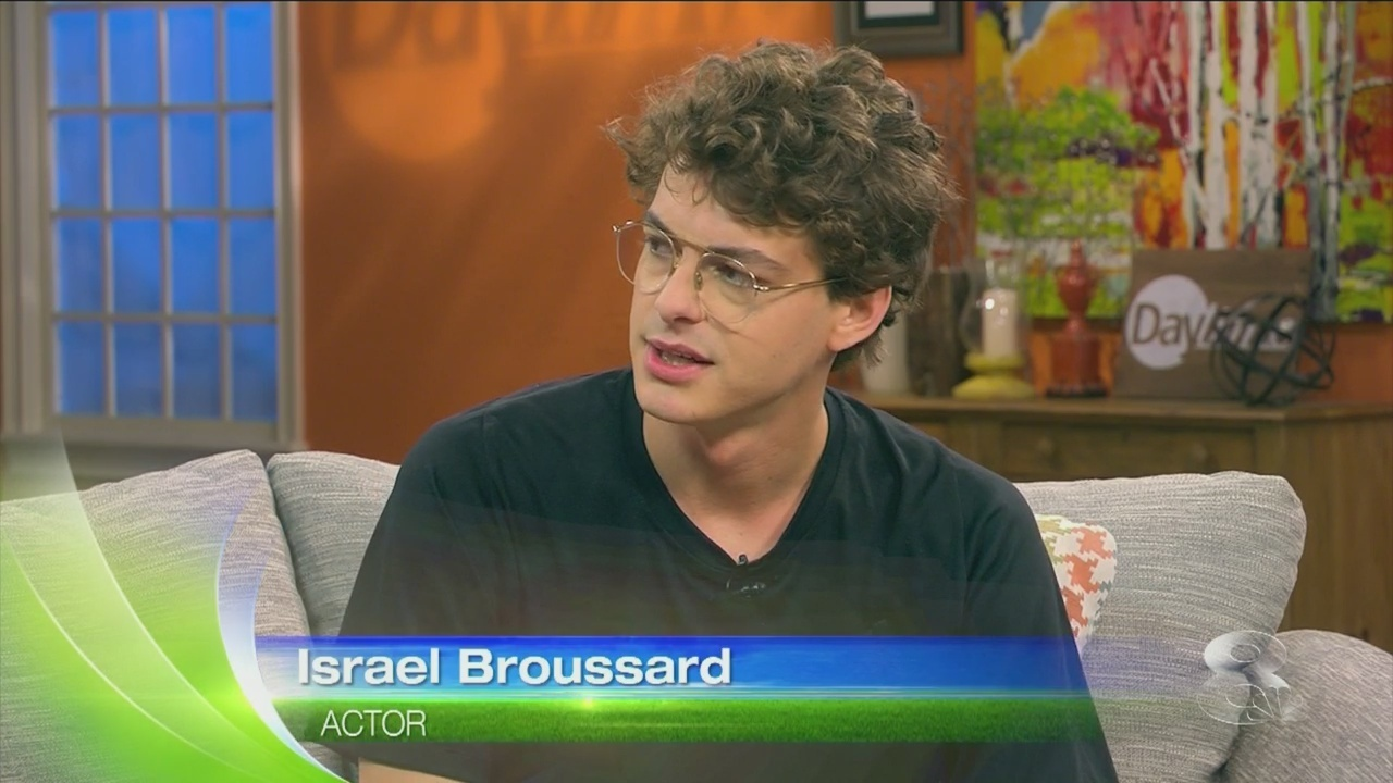 Israel Broussard tv shows